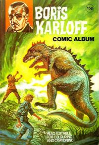 Cover Thumbnail for Boris Karloff Comic Album (World Distributors, 1970 ? series)