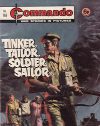 Cover Thumbnail for Commando (D.C. Thomson, 1961 series) #765