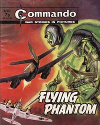 Cover Thumbnail for Commando (D.C. Thomson, 1961 series) #939