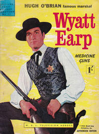 Cover Thumbnail for Picture Story Pocket Western (World Distributors, 1958 series) #23