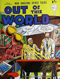 Cover Thumbnail for Out of This World (Alan Class, 1963 series) #5