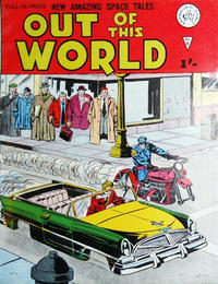 Cover Thumbnail for Out of This World (Alan Class, 1963 series) #16