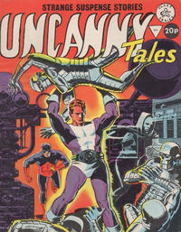 Cover Thumbnail for Uncanny Tales (Alan Class, 1963 series) #141