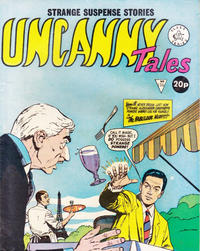 Cover Thumbnail for Uncanny Tales (Alan Class, 1963 series) #136