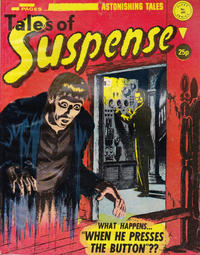 Cover Thumbnail for Amazing Stories of Suspense (Alan Class, 1963 series) #205
