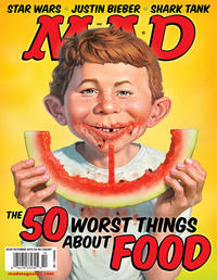 Cover Thumbnail for Mad (EC, 1952 series) #529