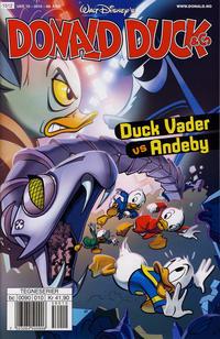 Cover Thumbnail for Donald Duck & Co (Hjemmet / Egmont, 1948 series) #10/2015