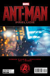 Cover for Marvel's Ant-Man Prelude (Marvel, 2015 series) #2
