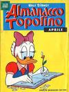 Cover for Almanacco Topolino (Arnoldo Mondadori Editore, 1957 series) #64