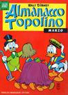 Cover for Almanacco Topolino (Arnoldo Mondadori Editore, 1957 series) #99