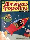 Cover for Almanacco Topolino (Arnoldo Mondadori Editore, 1957 series) #112
