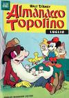 Cover for Almanacco Topolino (Arnoldo Mondadori Editore, 1957 series) #115