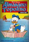 Cover for Almanacco Topolino (Arnoldo Mondadori Editore, 1957 series) #163