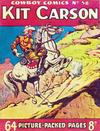 Cover for Cowboy Comics (Amalgamated Press, 1950 series) #58