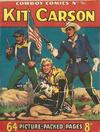 Cover for Cowboy Comics (Amalgamated Press, 1950 series) #96