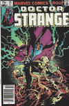 Cover for Doctor Strange (Marvel, 1974 series) #55 [Canadian Newsstand Variant]