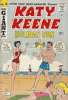 Cover for Archie Giant Series Magazine (Archie, 1954 series) #12 [Canadian]