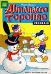 Cover for Almanacco Topolino (Arnoldo Mondadori Editore, 1957 series) #218