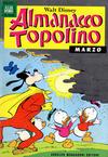 Cover for Almanacco Topolino (Arnoldo Mondadori Editore, 1957 series) #219