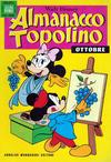 Cover for Almanacco Topolino (Arnoldo Mondadori Editore, 1957 series) #262