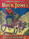 Cover for Cowboy Comics (Amalgamated Press, 1950 series) #93