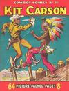 Cover for Cowboy Comics (Amalgamated Press, 1950 series) #90