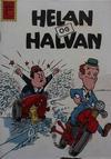 Cover for Helan og Halvan (Illustrerte Klassikere / Williams Forlag, 1963 series) #2