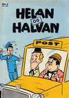 Cover for Helan og Halvan (Illustrerte Klassikere / Williams Forlag, 1963 series) #4