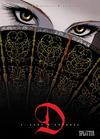 Cover for D (Splitter Verlag, 2010 series) #2 - Lady d'Angeres