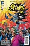 Cover Thumbnail for Batman '66 The Lost Episode (2015 series) #1 [José Luis García-López / Joe Prado Cover]