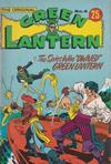 Cover for The Original Green Lantern (K. G. Murray, 1974 series) #4