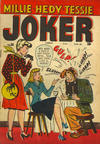 Cover for Joker Comics (Bell Features, 1948 series) #34