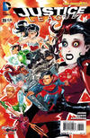 Cover for Justice League (DC, 2011 series) #39 [Harley Quinn Cover Variant]