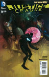 Cover Thumbnail for Justice League (2011 series) #38 [Andrew Robinson Variant Cover]