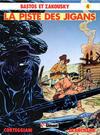 Cover for Bastos et Zakousky (Glénat, 1981 series) #4 - La piste de jigans