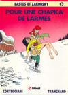 Cover for Bastos et Zakousky (Glénat, 1981 series) #5 - Pour une chapka de larmes