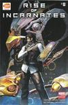 Cover for Rise of Incarnates (Marvel, 2014 series) #8