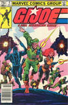 Cover Thumbnail for G.I. Joe, A Real American Hero (1982 series) #4 [Canadian Price Variant]