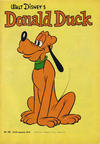 Cover for Donald Duck (Oberon, 1972 series) #34/1972
