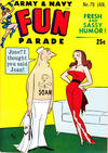 Cover for Army & Navy Fun Parade (Harvey, 1951 series) #79