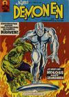 Cover for Demonen (Serieforlaget / Se-Bladene / Stabenfeldt, 1969 series) #4/1969