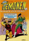 Cover for Demonen (Serieforlaget / Se-Bladene / Stabenfeldt, 1968 series) #5/1968