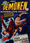 Cover for Demonen (Serieforlaget / Se-Bladene / Stabenfeldt, 1968 series) #7/1968