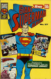 Cover for Giant Superman Album (K. G. Murray, 1963 ? series) #27