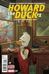 Cover for Howard the Duck (Marvel, 2015 series) #1