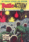 Cover for Battle Action (Horwitz, 1954 ? series) #9