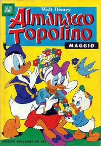 Cover Thumbnail for Almanacco Topolino (Arnoldo Mondadori Editore, 1957 series) #137