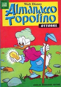 Cover Thumbnail for Almanacco Topolino (Arnoldo Mondadori Editore, 1957 series) #190