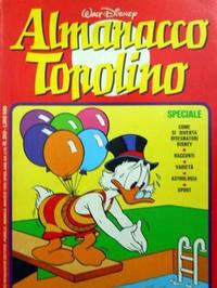 Cover Thumbnail for Almanacco Topolino (Arnoldo Mondadori Editore, 1957 series) #269