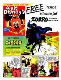 Cover Thumbnail for Walt Disney's Weekly (Disney/Holding, 1959 series) #v2#29
